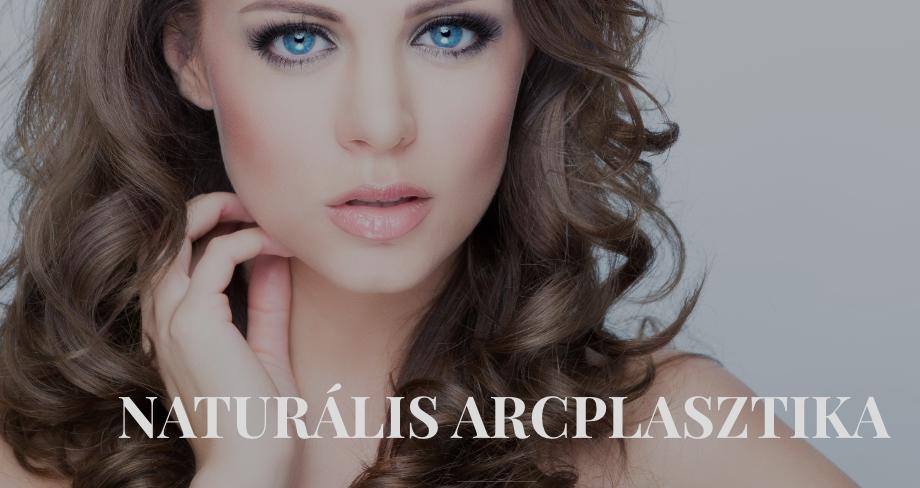naturállis arcplasztika
